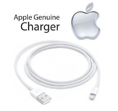 NEW Genuine Original APPLE iPad 6th Gen - Lightning to USB Cable Charger  1m/3ft