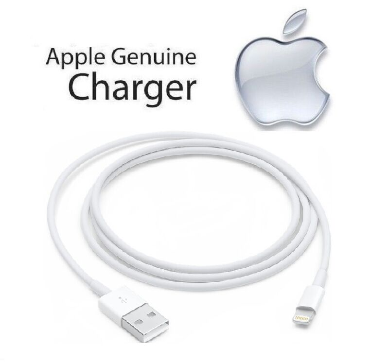 NEW Genuine Original APPLE iPad Air 2 - Lightning to USB Cable Charger (1m/3ft)