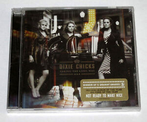 DIXIE CHICKS - TAKING THE LONG WAY CD FROM 2006, NEW AND SEALED