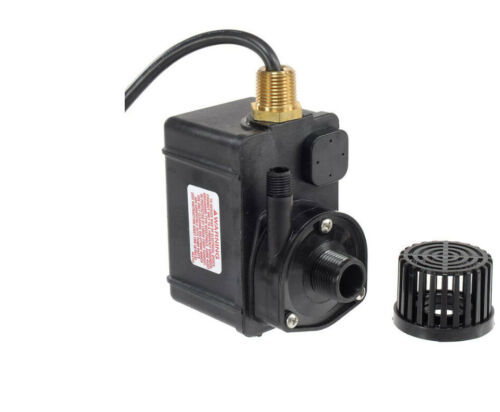 PARTS WASHER PUMP - for Chemical & Petroleum Based Solvents - 115V - 180 GPM