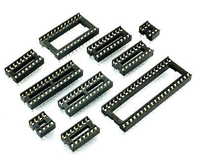 Dip Ic Socket Adaptor Chip Socket Ic Socket Base 681416202428324042pins