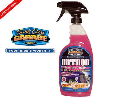 Hot Rod Garage (Surf City Garage Hot Rod Protective Detailer Polymerbasierte Trockenwäsche 710ml)