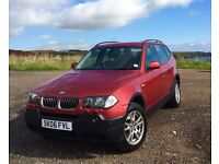 Excellent Condition BMW X3! Non smoker, must sell: moving to France