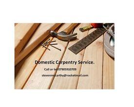 Carpenter Domestic Carpentry Service. Downend