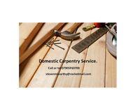 Carpenter, Friendly Domestic Carpentry Service. Fishponds