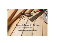Domestic Carpentry Service. Downend.