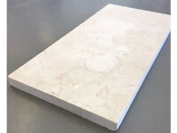 2.5m2 Natural Milano Honed Marble 600x300x30mm