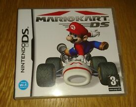 Nintendo DS Game Mario Kart DS As New Condition