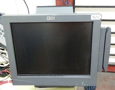 Ibm Surepos 500 Touchscreen 4840-543 15 Point Of Sale System 12x1001 42v3958...