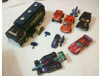 M.A.S.K Toys 1980s job lot