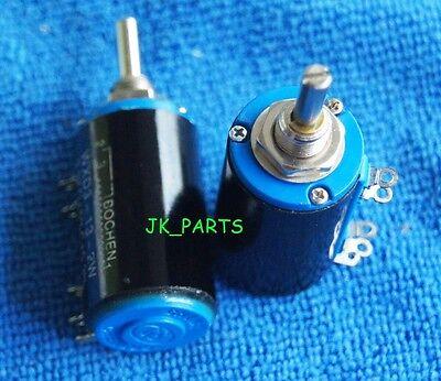 1pcs New Wxd3-13-2w 10k Ohm Rotary Multiturn Wirewound Potentiometer