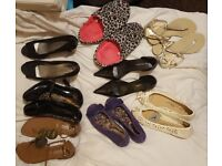 Ladies Shoes (8 Pairs) *** Hardly Worn / Next to New Condition!!! / Size 3 ***