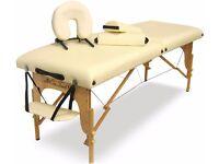 Massage Table.