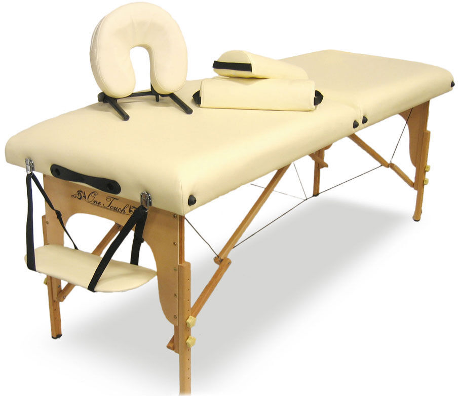 Amazon.com: Ironman 30-Inch Astoria Massage Table with ... |Massage Table