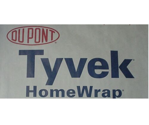 Dupont Tyvek Homewrap sold by the foot from 10 ft. Roll