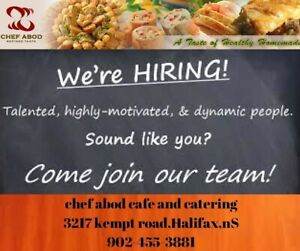 Line Cook / Sous Chef