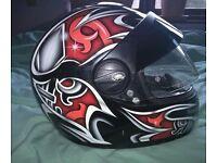 Nolan n84 crash helmet