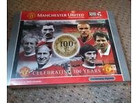 Manchester United 1000 piece jigsaw