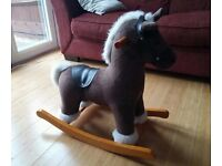 Beautiful rocking horse - Mamas & Papas