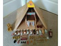 Playmobil Egyptian Pyramid with figures & accessories
