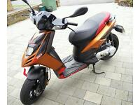 Aprilia SR 50cc (excellent condition)