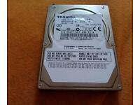 TOSHIBA MK6037GSX 60GB ps3