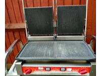Commercial Ital contact Grill, Panini maker