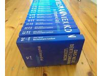 Bertelsmann Lexikon - 24-volume encyclopaedia in German