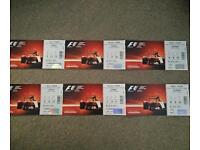 Hungarian GP Tickets - 3 Days, 3 Corner Pass, Gold 1, Red Bull, Bronze 1.