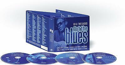 GOT THE BLUES (2018) 80-track 4-CD digipak NEW/SEALED Chuck Berry Etta James
