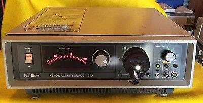 Karl Storz Xenon Light Source 610 C