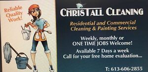 ChrisTall Cleaning and Painting