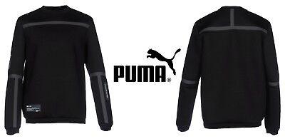 PUMA UEG X CREW SWEAT SHIRT - BLACK - Men's 2XL (XXL) 571717-01 - New with Tags
