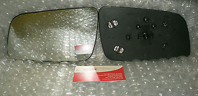 Vauxhall Astra G Electric Heated Door Mirror Glass N/S Passenger Side 9130907