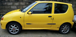 Fiat-Seicento-Sporting-Engine-Spares-or-Repairs-Reduced-to-clear