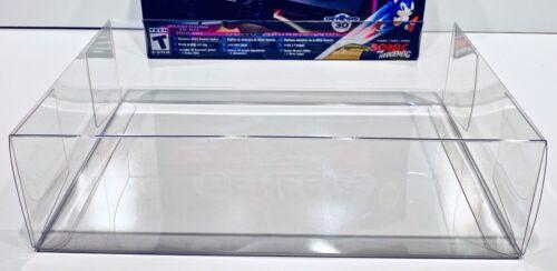 1 Box Protector for SEGA GENESIS MINI Console  Clear Display Case Classic