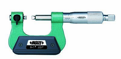 Insize Screw Thread Micrometer 0-1 Graduation .001 3281-1