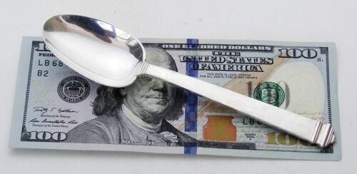 "Antique Signed Tiffany & Co. Hampton Sterling Silver Tea Spoon 6 1/8"""