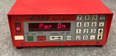 Haas Servo Controller 4th Axis Controller Indexer Sn 980123