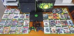 Huge bulk Xbox pack., Console & tons of games., ideal present., Wallsend Newcastle Area Preview