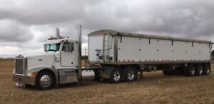 2010 Timpte Triaxle Grain Trailer