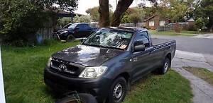 2010 Toyota Hilux Ute Frankston Frankston Area Preview