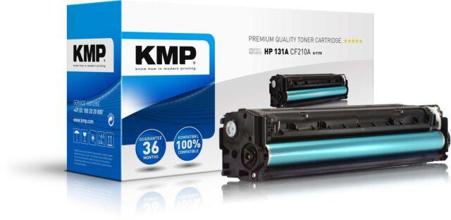 KMP Toner H-T175 für HP 131A CF210A Laserjet Pro 200 color M251n etc. black