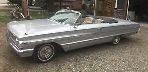 64 Ford Galaxie 500 XL