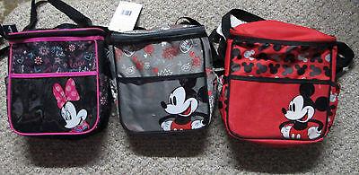 "Disney Baby  Minnie 10"" X 10"" Diaper Bag--3 Styles---Choose 1"