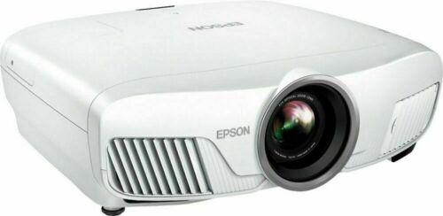 Epson Home Cinema 4000 Projector V11H715120-N 3-LCD HDR 2200 Lumens HDMI White