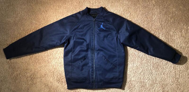 Kids Jordan Jacket Size XL Blue