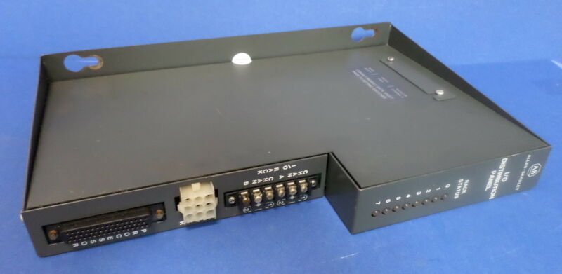 ALLEN BRADLEY REMOTE I/O SCANNER DISTRIBUTION PANEL 1772-SD