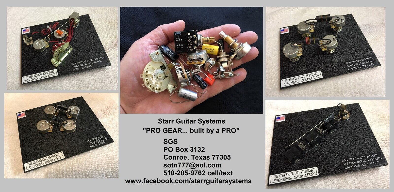 STARR GUITAR SYSTEMS