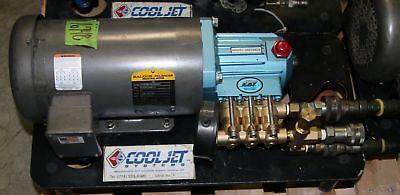 1 Used Baldor Vm3561 Ac Motor 1 Used Cat 2sf29els Pump 16748